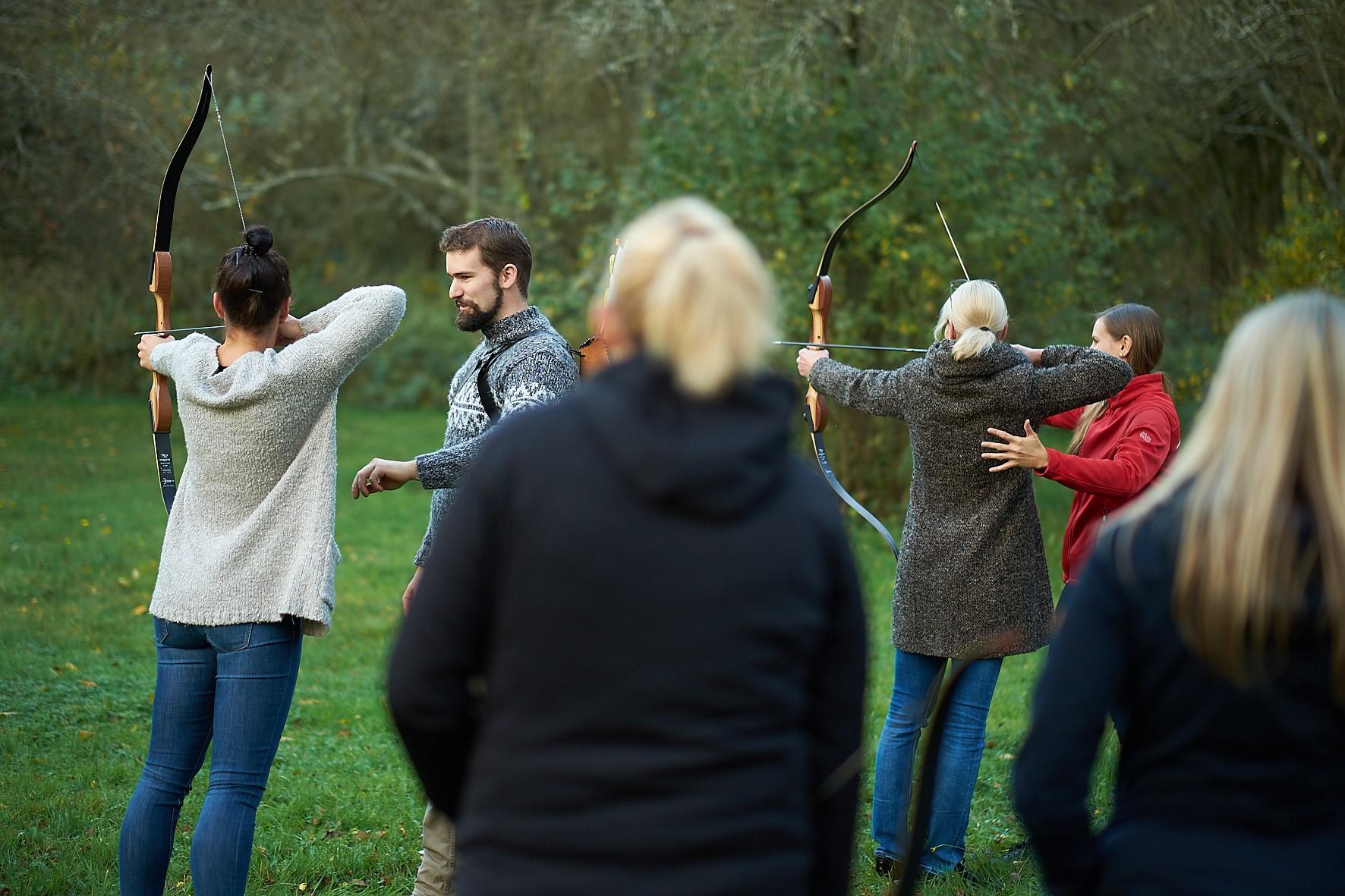 Schnupperkurse | Bogensportschule Saar